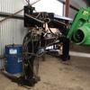 Honeybee adapter to suit Miller Nitro boom spray