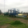 Gason airseeder with Janke cart