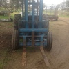 Ford 4000 Tractor with 3 point linkage and forklift