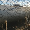 Fuel tanks 9 m long X 2. 3 wide Approx 27,000 Ltrs