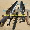 Upper Cross Auger Kit for JOHN DEERE 936D Header / Harvester Front