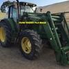WANTED John Deere or Case IH 140-160HP Front End Loader