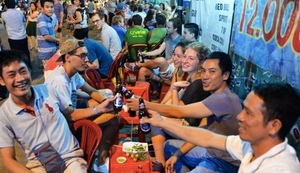 Vietnam beer boom helping WA Farmers