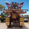 Hardi 6500l with a 36m alloy boom, 2014 model