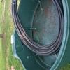 Under Auction (A129) - 8 Ft PVC Water Trough and 1 Inch Poly Pipe Approx. 100m - 2% + GST Buyers Premium On All Lots