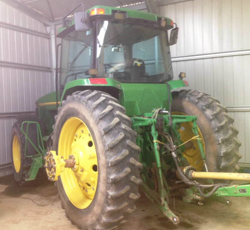 John Deere 8300 Tractor Machinery Amp Equipment Tractors For