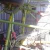 Claas Voltro 52 Tedder Rake