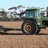 John  Deere 4240 Tractor + Implements For Sale