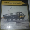2012 Honey Bee SP40 Grain Belt 42' Header Front
