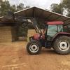 Case MX100C Tractor