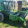 John Deere 914 Pick up front.