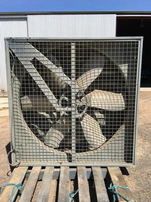 Secondhand Industrial Exhaust Fan