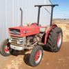 Massey Ferguson 135 Petrol Tractor with ROPS