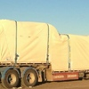 Cotton Trailer Tarps