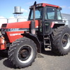 Case IH 2294 155 hp front wheel assist tractor.
