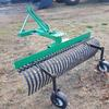 Under auction - 5ft Ladscape Rake with Rear Wheel Kit - 2 % Buyers Premium on all lots
