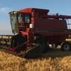1688 Case Combine Harvester.