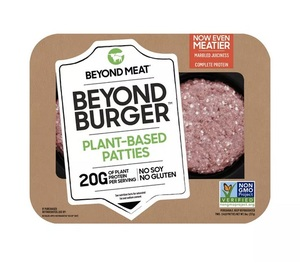 Beyond Meat reckon they added marbling to there plant burger.....