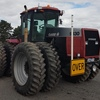 Case IH 9330 Steiger. With linkage and pto