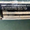 Horwood Bagshaw Air Seeder + Simplicity Cart