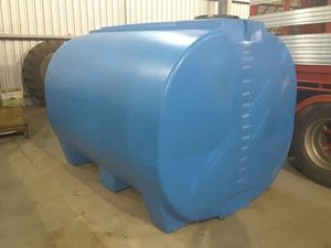 Global water cartage tank 7000l New never used