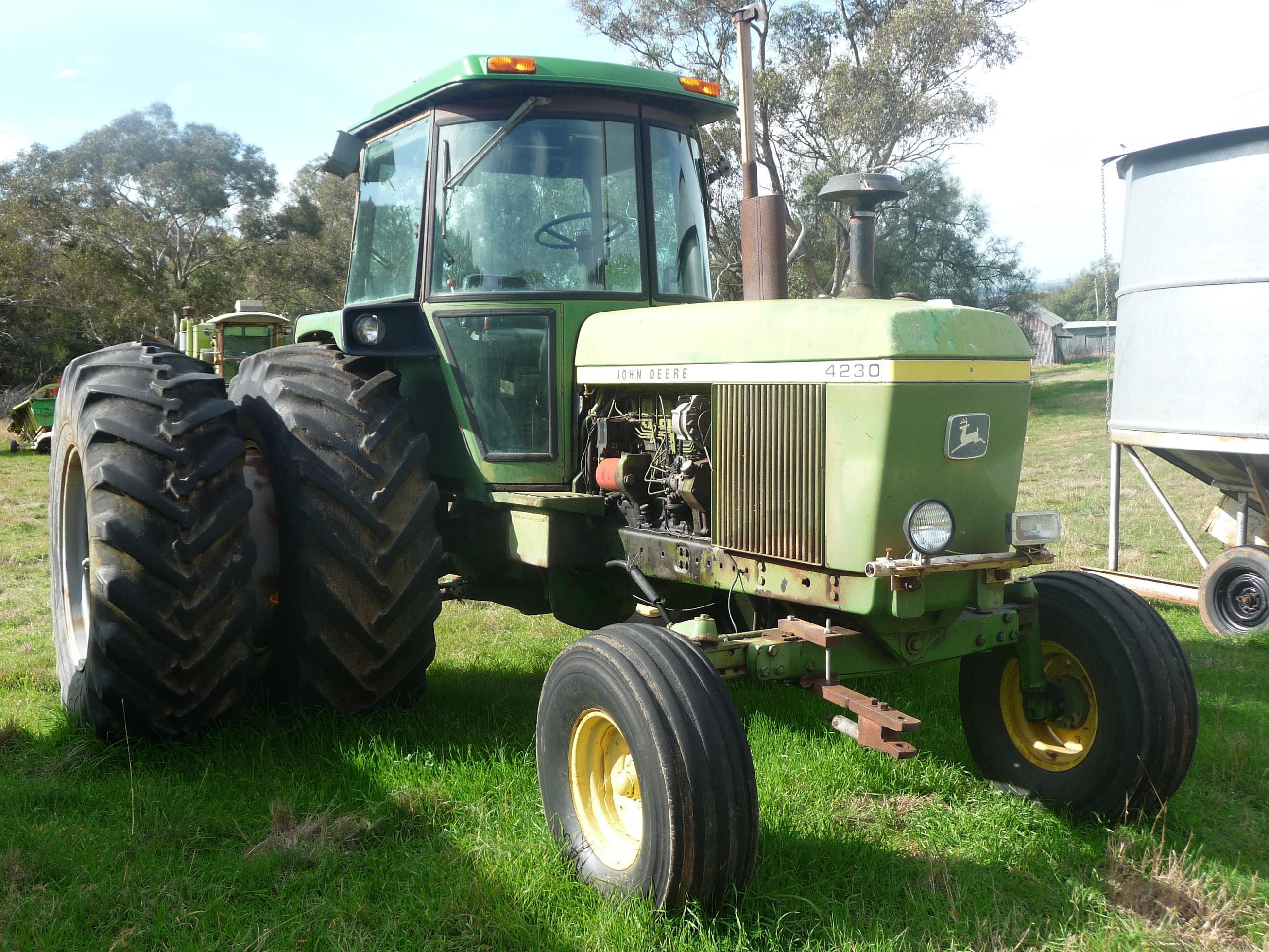 4230 John Deere : John deere machinery equipment tractors for sale
