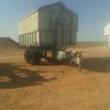 Farm Tipping grain trailer