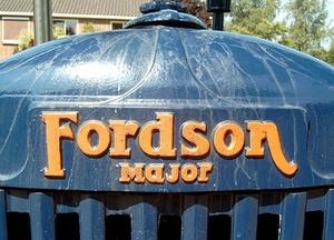 Fordson Major 1955 (Renovators Dream)