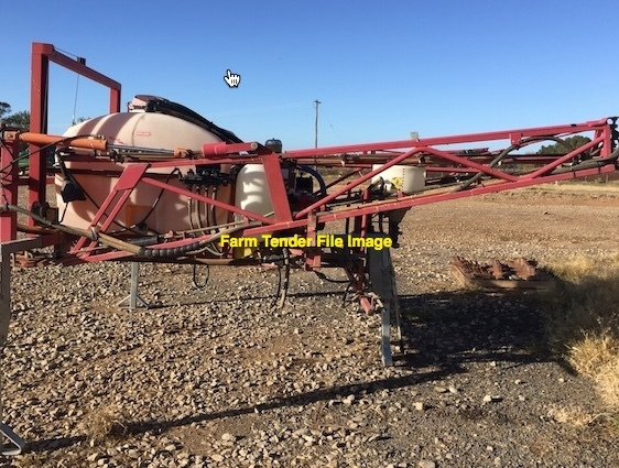Croplands or Uniboom Ute or Tray Mounted Sprayer Wanted