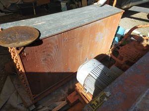 terry airconditioning and condenser/compressor  units  10hp siemens motor