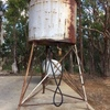 1000L Diesel Tank with Filter & Stand