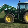 John Deere 6630 - 130 HP- 6 cylinder Tractor For Sale with FEL