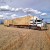 Luke Burton Transport  Machinery Containers and Hay Transport