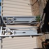 Galv Cattle Auto Catching Gate