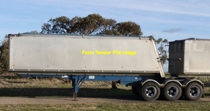 Sliding Tipper A Trailer Wanted to Hire for 2 - 3 Months