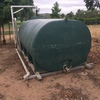 "7,000 ltr ""Rapid Plas"" Poly Water Tanker"