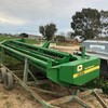 Under Auction - John Deere 4890 Windrower with 2 Fronts - 2% + GST Buyers Premium On All Lots