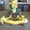 """John Deere F1145 72"""" Front deck diesel mower"""