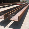 2 x Steel C Channel approx 10.5mtr Lengths