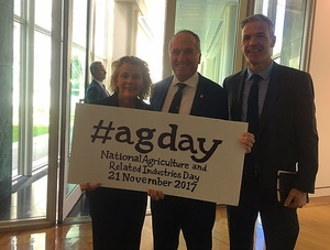 AgDay launched at Parliament House