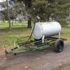 Diesel fuel trailer 1000L