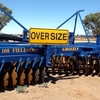 Grizzly 108 Plate Offsets  2017  Suit new Buyer