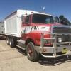 1993 Ford LTS 9000 Body Truck