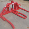 TPL Double Round Silage Bale Tipper