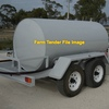 3,500 to 5,000 lt Fuel Trailer  2nd hand