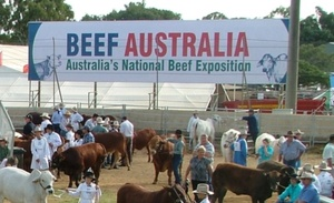 Video - Khan Horne gives a rundown on what to expect at Beef Australia 2018