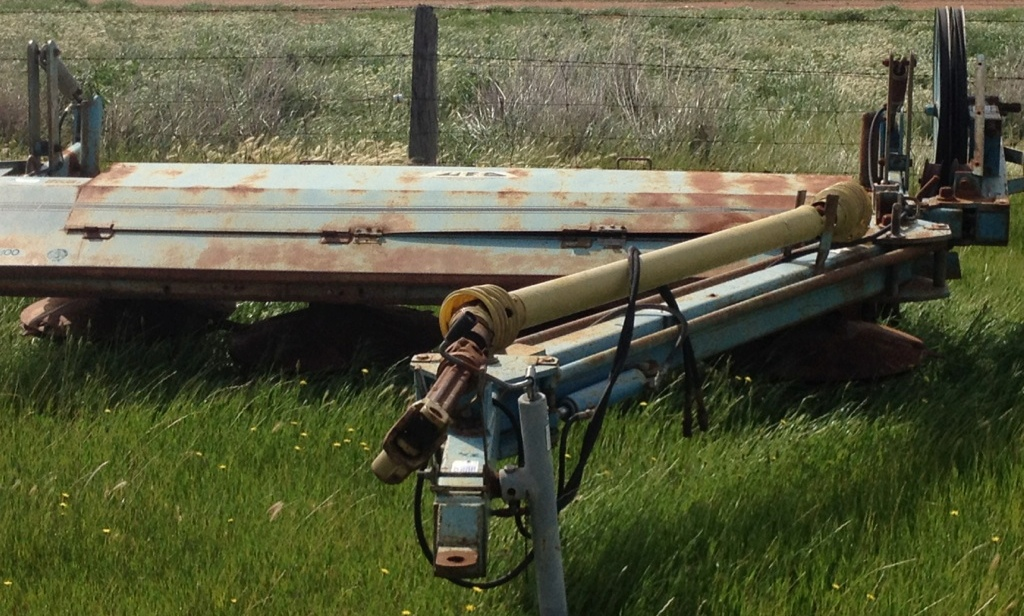 UFO 3100 Trailing Mower For Sale