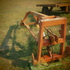 Hay Bale and pallet lifter