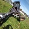 Macdon 25ft windrower front with end knife