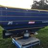 Bogballe Spreader  06 Model M2 Plus 540 PTO 8 Vane & 3750 LTR.